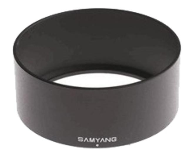 SAMYANG PARE-SOLEIL 85 MM F1.4