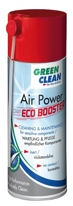 GREEN CLEAN Bombe a air Power Eco Booster 400ml