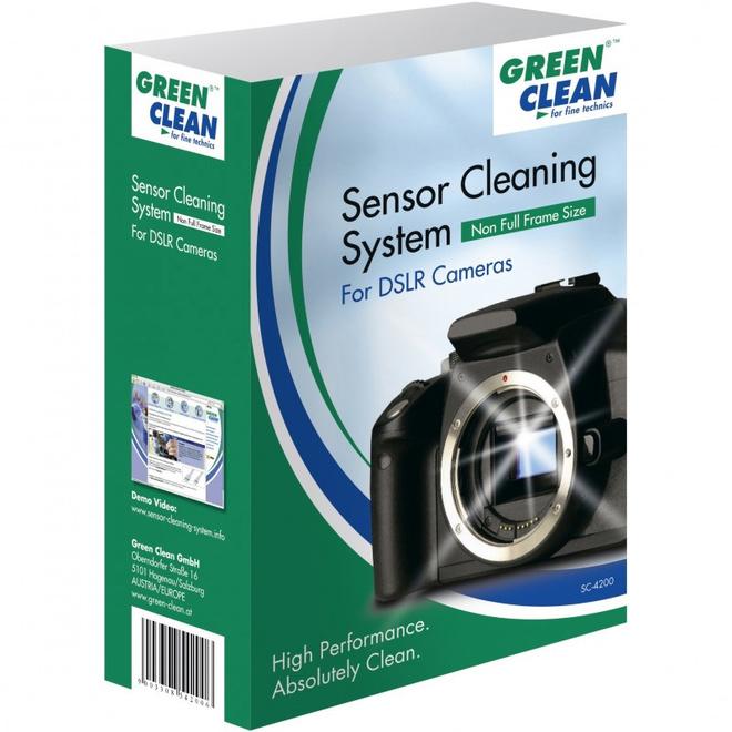 GREEN CLEAN KIT DE NETTOYAGE SC4100
