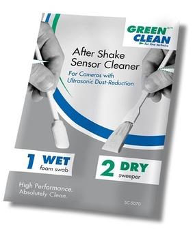 GREEN CLEAN WET DRY KIT 3X2 BATONNETS 15 MM