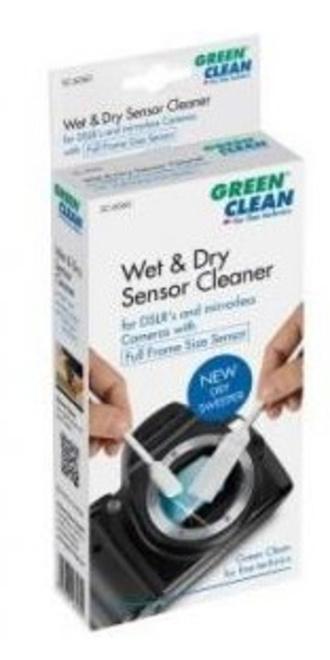 GREEN CLEAN WET DRY JEU DE BATONNETS 25 PCS