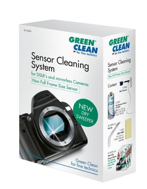 GREEN CLEAN Kit nettoyage non full frame