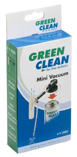 GREEN CLEAN Mini Vacuum embout aspiration aerosol