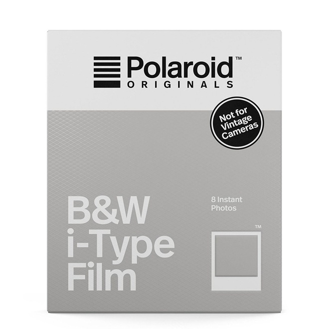 POLAROID Polaroid Film for iType noir/blanc