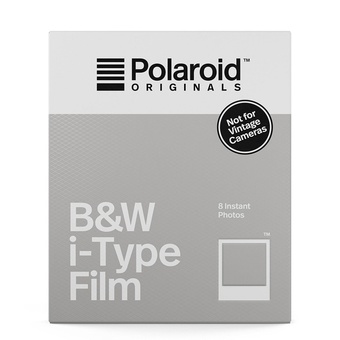 POLAROID POLAROID FILM ITYPE NOIR ET BLANC