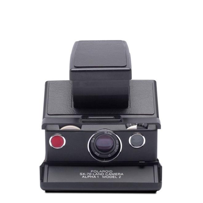 POLAROID Polaroid SX 70 Black/Black REC