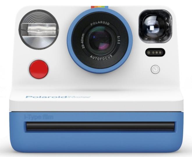 POLAROID Polaroid NOW Blanc Bleu