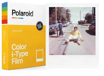 POLAROID POLAROID FILM ITYPE COLOR 8V