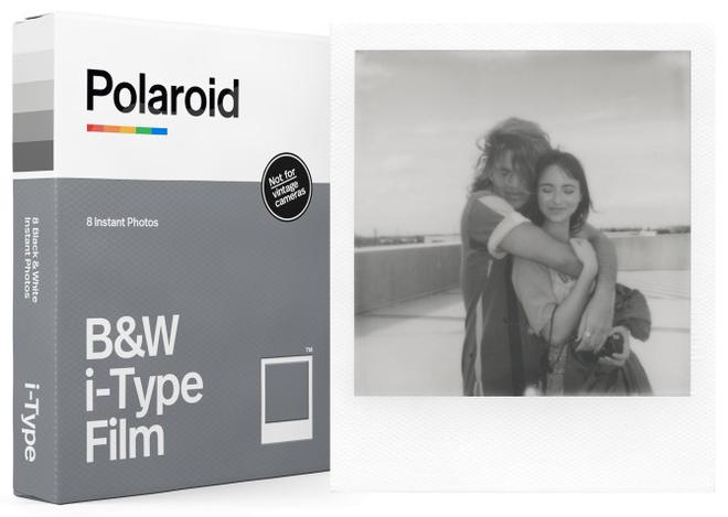 POLAROID POLAROID FILM FOR I-TYPE NOIR/BLANC