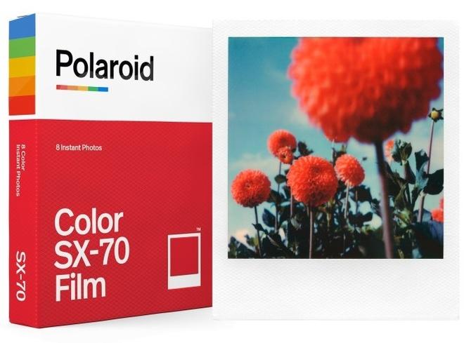 POLAROID POLAROID COLOR FILM FOR SX 70