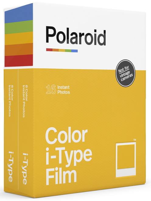 POLAROID FILM COULEUR FOR I-TYPE DOUBLE PACK