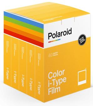 POLAROID POLAROID FILM ITYPE COLOR PACK 40V