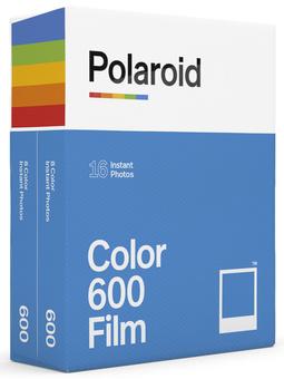 POLAROID POLAROID FILM 600 NOIR ET BLANC 16V