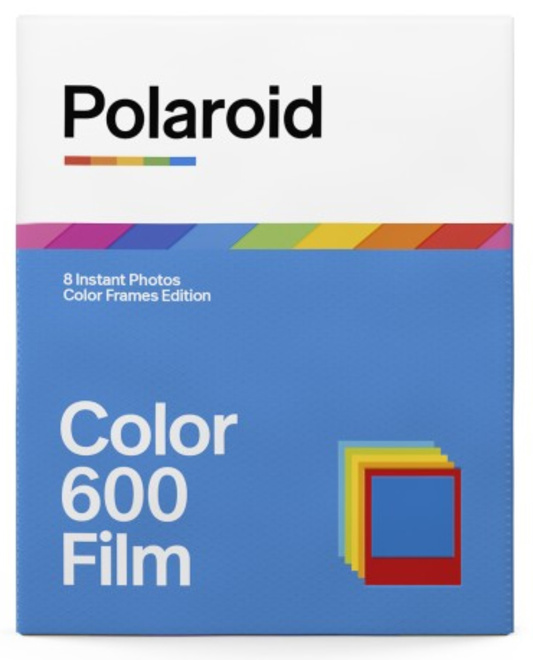 POLAROID POLAROID FILM FOR 600 COLOR FRAMES