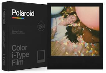 POLAROID Polaroid film iType Bk Frame Ed